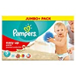 Pampers Easy Ups Size 5 (Junior) Mega...