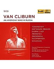Van Cliburn: An American Wins In Russia