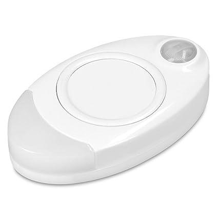 Navaris Luz para bolso con sensor de movimiento - Iluminación LED con batería y pilas adicionales