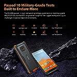 Blackview BV4900 Téléphone Portable Incassable,Écran 5,7' Batterie 5580mAh, Charge Inverse, Smartphone IP68 Étanche… 7
