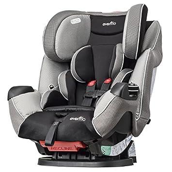 Evenflo Symphony LX Convertible Car Seat, Harrison