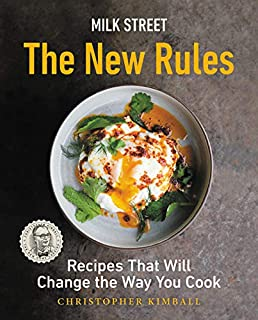 Book Cover: Milk Street: The New Rules: Recipes That Will Change the Way You Cook