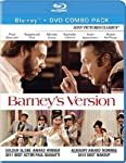 Cover Image for 'Barney's Version (Two-Disc Blu-ray/DVD Combo)'