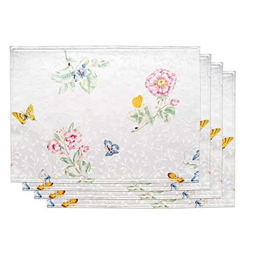 Lenox Butterfly Meadow Set of 4 ()