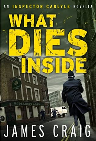 book cover of What Dies Inside