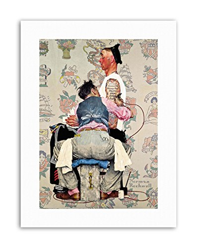 Discount PAINTINGS TATTOO PARLOUR SAILOR INK