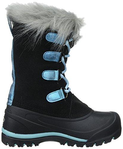Northside Snow Drop II Unisex-Kinder Schwarz / Blau