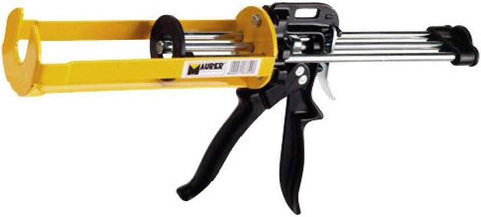 Maurer 2210490/ /195/millimeter Pistole bicomponentes 380/ml