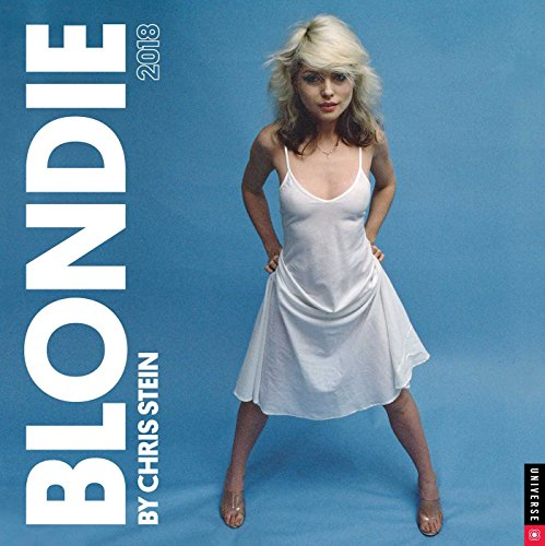 Blondie 2018 Wall Calendar