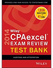 Wiley CPAexcel Exam Review 2014 Test Bank: Auditing and Attestation