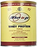 Solgar – Whey To Go Protein Powder,  Natural Vanilla Flavor, 32 Oz. Review
