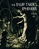 img - for The Snuff Taker's Ephemeris (Volume 5) book / textbook / text book