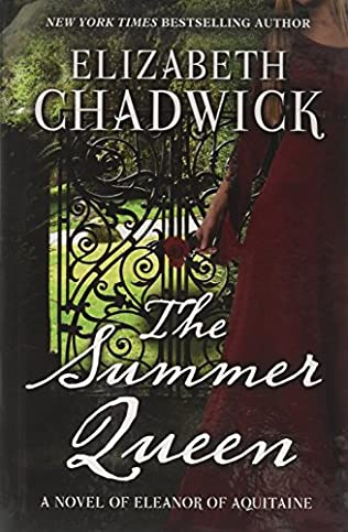 book cover of The Summer Queen