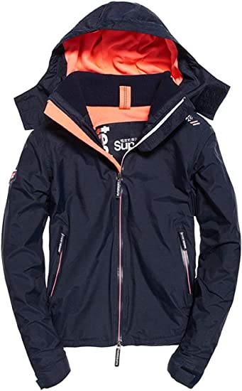 Vêtements homme Blousons Superdry New Hooded Cliff Hiker