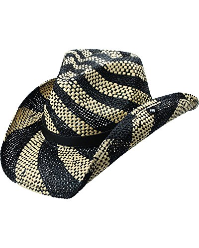 peter-grimm-ltd-womens-zaphara-and-white-striped-cowgirl-hat-multi-one-size