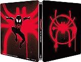 Spider-Man: Into the Spider-Verse [SteelBook] [Blu-ray/DVD] [Digital Copy] [2018] -  Rated PG, Bob Persichetti, Jake Johnson