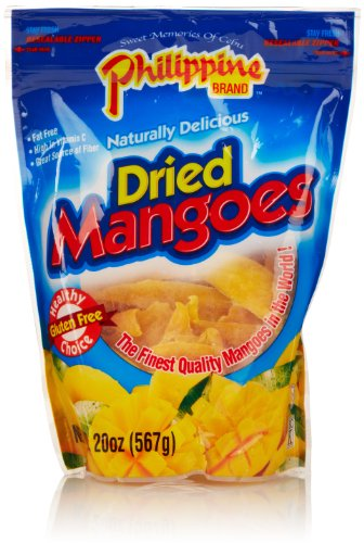 Philippine Dried Mango 20 Oz product image