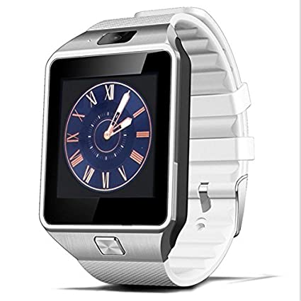 Amazon.com: Elaike Bluetooth Smart Watch DZ09 Smartwatch GSM ...