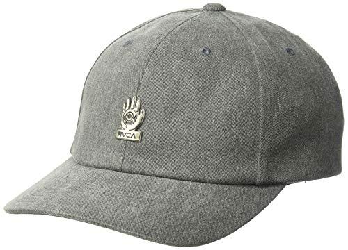 RVCA Men's Mystics Cap, Black One Size