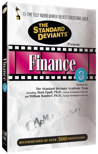 Standard Deviants  Finance  Vol  3 Money Management