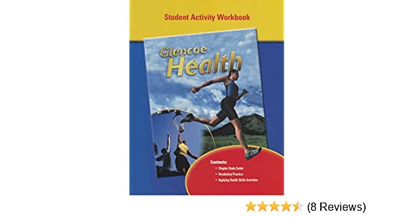 Glencoe health student workbook mcgraw hill education glencoe health student workbook mcgraw hill education 9780078309137 amazon books fandeluxe Image collections