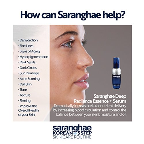 Saranghae Deep Radiance Essence Serum Review​