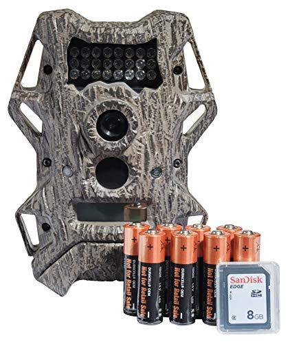 Wildgame Innovations Cloak Pro 14 Megapixel Trail Camera, Includes Batteries and SD Card