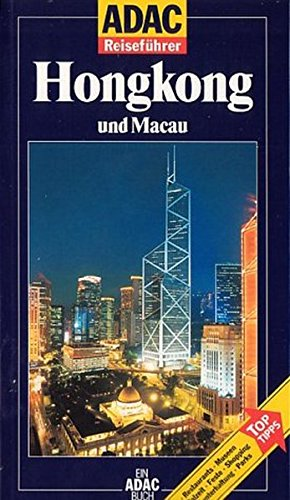 ADAC Reiseführer, Hongkong und Macau