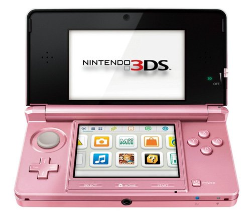 Nintendo 3DS - Color Rosa [Importación italiana]: Amazon.es ...