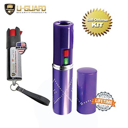pepper spray and stun gun combo - 3
