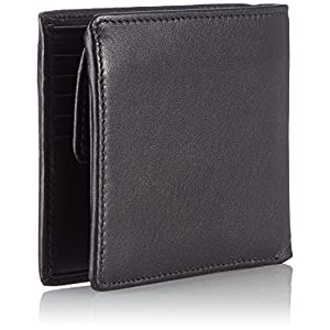 BOSS Asolo, Men's Wallet, Black (Schwarz), 1x1x1 cm (B x H T)