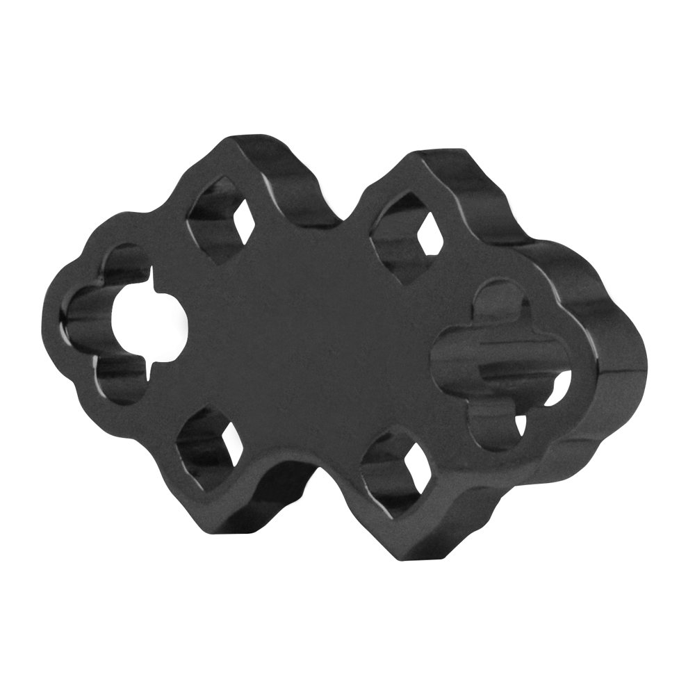 Black Nickel Wisdom Stone 4235BN Granada 1-7//10 Cabinet Knob
