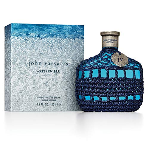 John Varvatos Artisan Blu Men s Cologne Spray, 4.2 fl. Oz. EDT