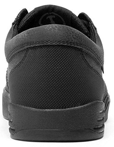 Supra Hammer, Sneakers Basses Mixte Adulte black/black/black