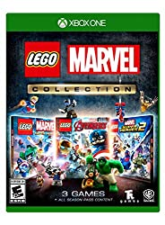 Image of the product Lego Marvel Collection   that is listed on the catalogue brand of Warner Bros. The product has been rated with a 4.7 over 5