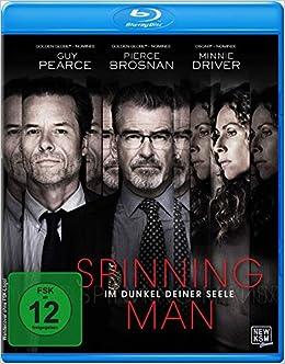 Spinning Man - Im Dunkel deiner Seele: Amazon.es: Brosnan, Pierce ...
