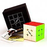 CuberSpeed QiYi Valk 3 3x3x3 Stickerless Magic cube QiYi MoFangGe The Valk 3 3X3X3 Speed cube