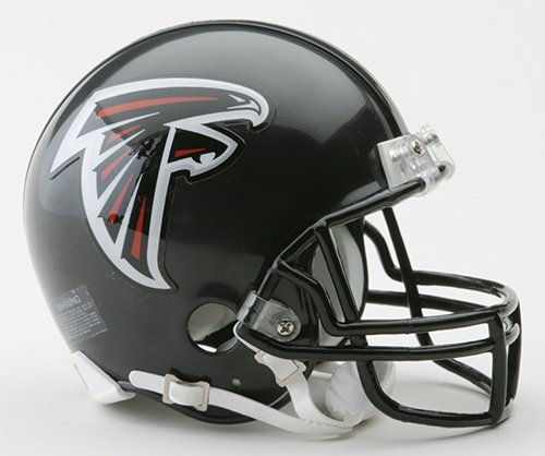 New Riddell Atlanta Falcons VSR4 Mini Football Helmet ()