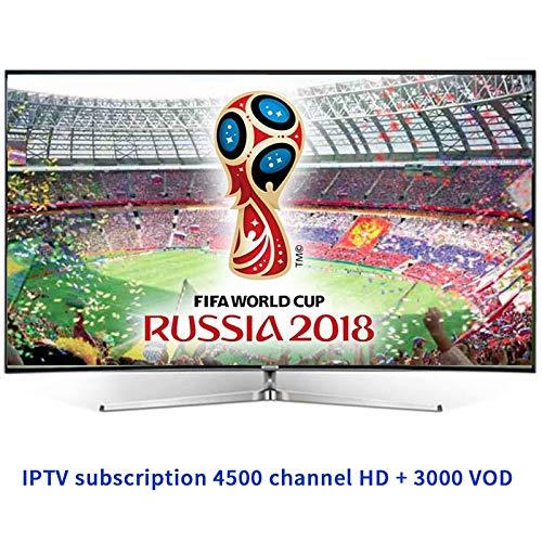 Premium LiveTV & VOD + PPV - 1 Months - Subscription - Free