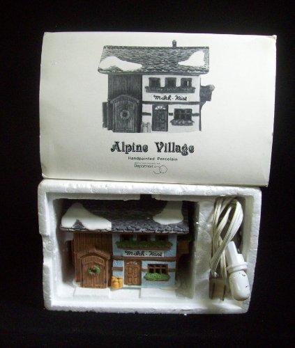 Department 56 Alpine Village Milch-Kase - Shopping Johnson City
