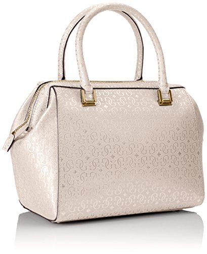 GUESS Winett Frame Satchel Powder