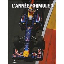 L' année Formule 1 2012-2013