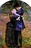 Sir Everett Millais A Huguenot on St. Bartholomew's Day Refusing to Shield Himself from Danger by Wearing the Roman Catholic Badge - 18'' x 27'' 100% Hand Painted Oil Painting Reproduction