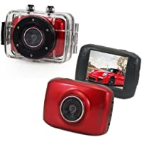 Full HD 720P 2.0 inch Touch Screen Sport DV Action Camera Camcorder