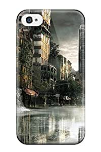 MaryannVillanueva Design High Quality Post Apocalyptic Cover Case With Excellent Style For Iphone 4/4s