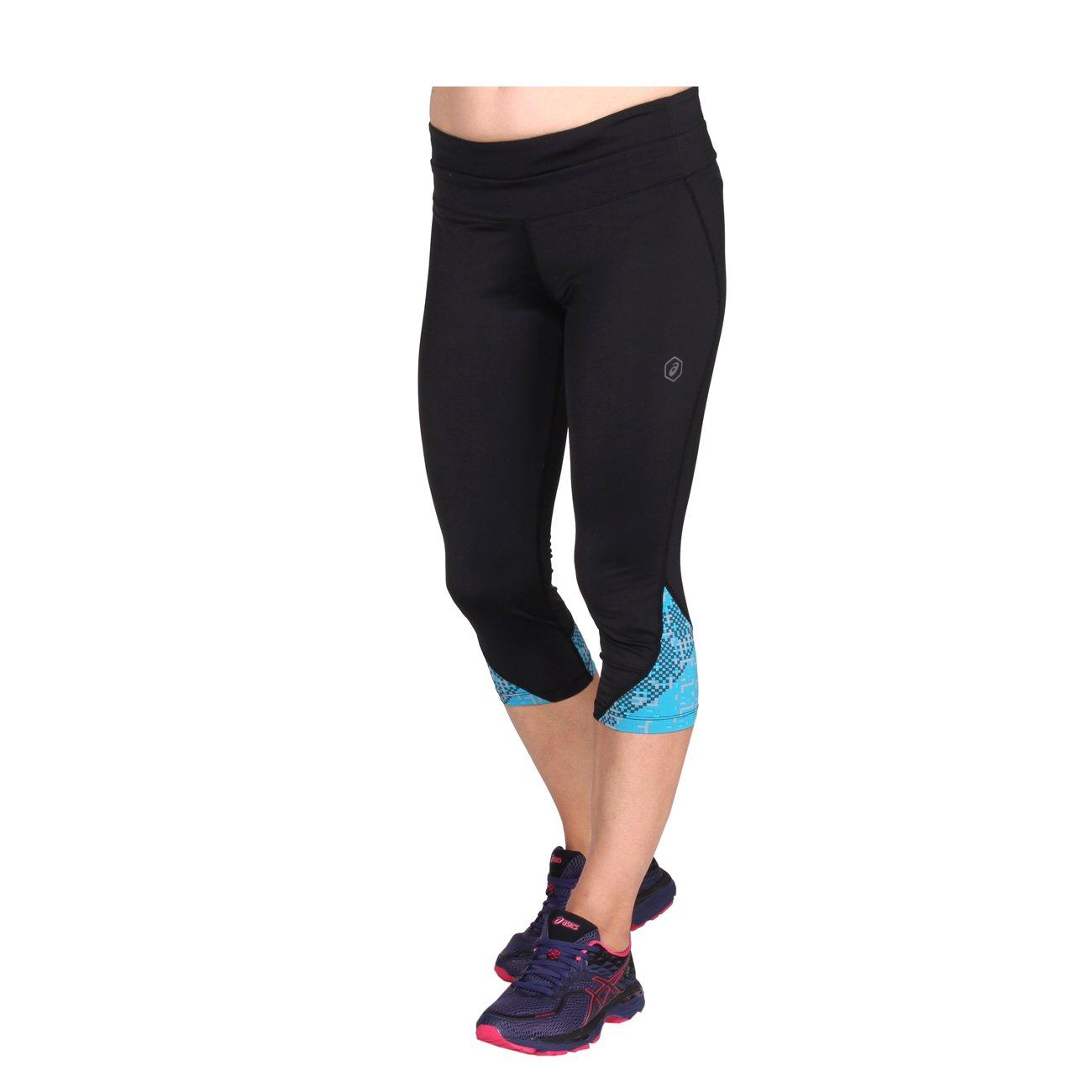 asics sport race knee tight