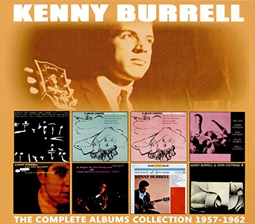 Complete Albums Collection 1957-1962 (Kenny Burrell Best Albums)