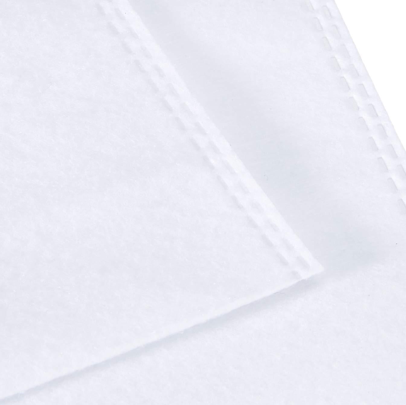 Kosmetik uvm. wie Pflegedienste saugf/ähig /& sanft zur Haut Einwegwaschhandschuh Waschlappen ideal f/ür Hygienebereiche Einmalwaschlappen Molton Premium 1000 St/ück Wei/ß Soft Molton Vliesstoff