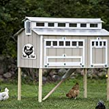 Bigtime Signs Chicken Coop Sign - The Fluffy Butt