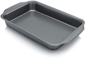 Frigidaire 11FFLZPN01 ReadyBakeware Bakeware, 13 x 9 x 2 inch, Silver